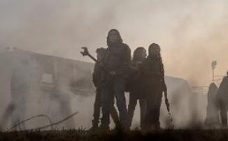 Первые кадры нового спин-оффа «Ходячих мертвецов»