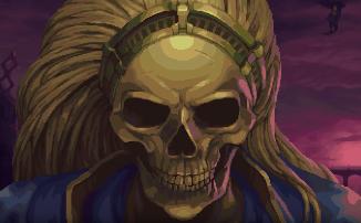 """Blasphemous - Вышло бесплатное обновление """"The Stir of Dawn"""""""