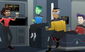 Новости сериалов: анимационный «Звездный путь: Нижние палубы» и «Страна Лавкрафта» от HBO в августе