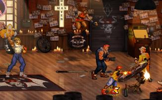 Streets of Rage 4 выйдет 30 апреля, трейлер многопользовательского режима Battle Mode