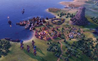 Civilization VI - Великая Колумбия и народ Майя пополнили список цивилизаций