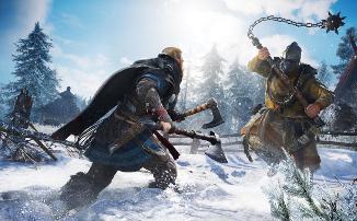 Assassin's Creed Valhalla - Слитый геймплей отражает лишь один цвет всей радуги