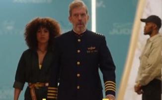 Дебютный тизер-трейлер «Авеню 5» - сериала о космическом туризме с Хью Лори от HBO