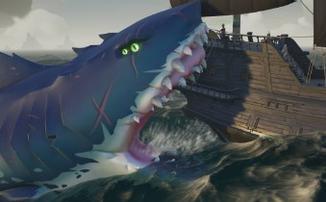 Сегодня выйдет DLC Shrouded Spoils для Sea of Thieves