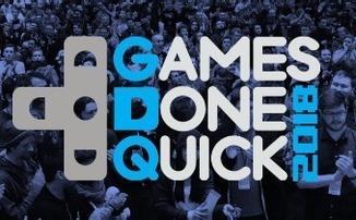 Стартовал ивент Summer Games Done Quick 2018