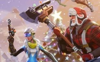 Fortnite - Праздничные коробки и новое оружие