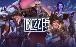 Прямая трансляция выставки BlizzCon 2019