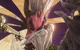 Code Vein - Одним из боссов станет Butterfly of Delirium