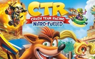 Состоялся релиз Crash Team Racing: Nitro Fueled