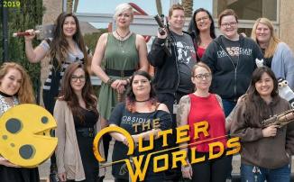 Асексуальность довела The Outer Worlds до звания «Выдающейся видеоигры» по версии «Альянса геев и лесбиянок»