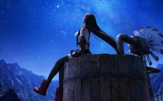 Продюсер Final Fantasy VII: Remake поздравил фанатов с релизом на PS4. А в ролике игровой процесс с ПК