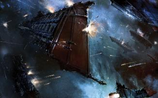 Флот-улей тиранидов и космическая баталия во втором трейлере мультсериала «Ангелы смерти» по Warhammer 40,000