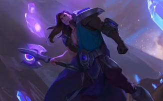 Legends of Runeterra - Первым чемпионом Таргона станет Тарик