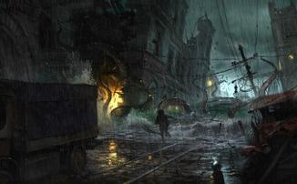 The Sinking City — Игрокам предстоит исследовать морское дно в водолазном костюме