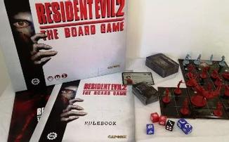[Перевод] Resident Evil 2 The Board Game - интервью с разработчиками
