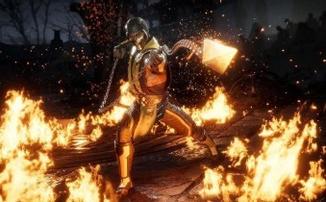 Mortal Kombat 11 - Игрок добрался до высшего ранга DDOSом