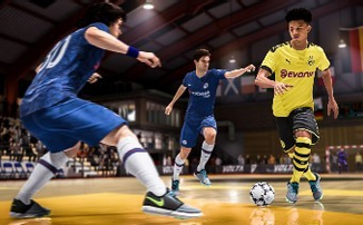 FIFA 20 - Подробности об уличном футболе