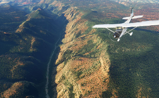 Microsoft Flight Simulator — О роли ИИ и облака в создании фотореалистичной картинки