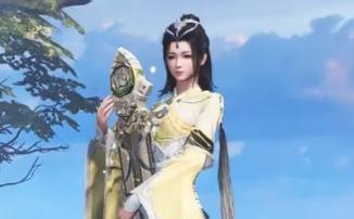 Legend of the Ancient Sword Online - Редактор персонажей