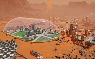 Для Surviving Mars вышло крупное обновление