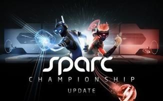VR-игра Sparc получила крупное обновление