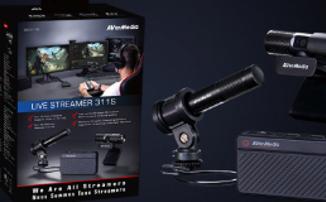 AVerMedia Live Streamer 311S — еще один отличный KIT для начинающих стримеров