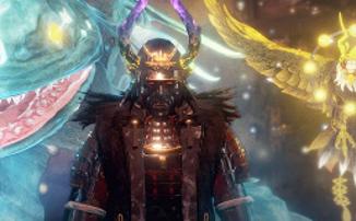 NiOh 2 - Множество скриншотов с персонажами, локациями, йокаями и врагами