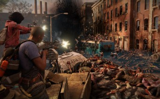 World War Z — Новый трейлер посвятили поведению зомби