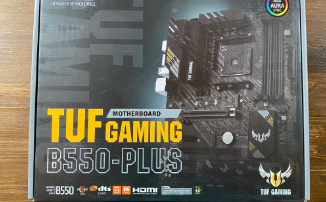 [Обзор] Материнская плата ASUS TUF Gaming B550-Plus