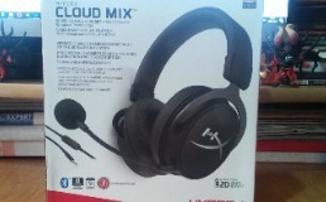 HyperX Cloud Mix - Беспроводное качество от HyperX