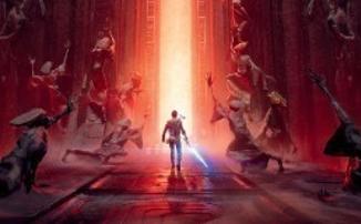 Стрим: Star Wars Jedi: Fallen Order - Эпизод 1