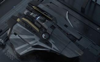 Star Citizen - Новый космический корабль Mercury Star Runner