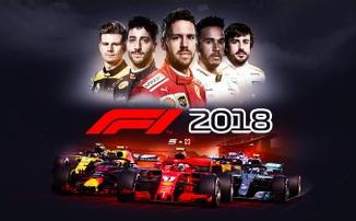 Успейте бесплатно опробовать гоночный симулятор F1 2018