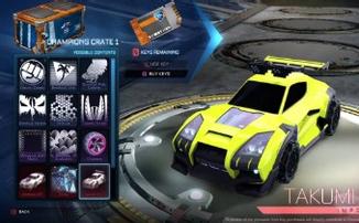 Rocket League - Разработчики рассказали о принципах работы лутбоксов