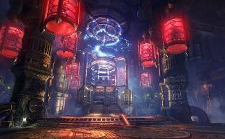 """The Elder Scrolls Online - Подробности о подземелье """"Каменный Сад"""""""
