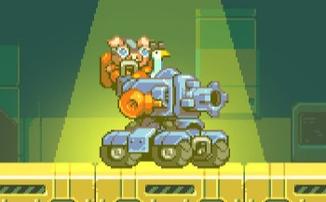 Mighty Goose — Кибергусь-убийца в первом трейлере игры