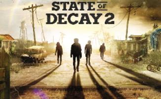 Объявлена дата выхода State of Decay 2: Juggernaut Edition