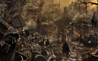 Стрим: Bloodborne - Хардкорная охота и разбор лора игры ч.8