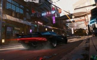 Cyberpunk 2077 - Вы можете позвать свой автомобиль как Плотву в Ведьмаке