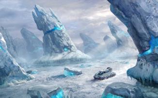 В Subnautica: Below Zero был добавлен новый затонувший корабль
