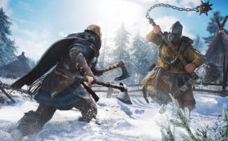 [Утечка] Assassin's Creed Valhalla — 7 минут битвы с боссом с 60 FPS