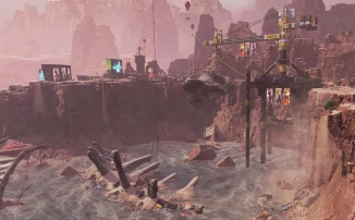 Apex Legends - Новый PvE-геймплей и обновленный Каньон Кингс