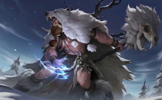 Legends of Runeterra - Новую карту нарисуют в прямом эфире