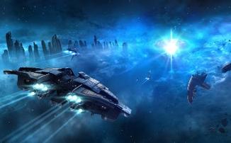 """EVE Online - Капсулеру потребовалось 96 часов для """"кругосветного путешествия"""""""