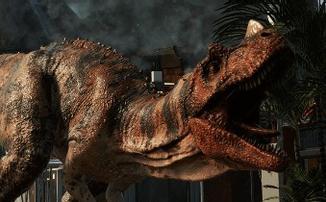 [Стрим] Jurassic World Evolution - Разводим динозавров