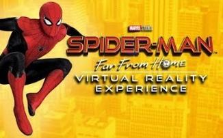 VR игра Spider-Man: Far From Home теперь доступна для скачивания