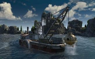 """Стрим: Anno 1800 - В поисках """"Затонувшего сокровища"""""""