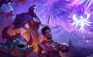 Guild Wars 2 — Начинается ежегодной фестиваль «Dragon Bash»