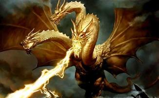 Magic: The Gathering Arena — Годзилла уже рядом: кинематографический трейлер «Икории: Логово Исполинов»