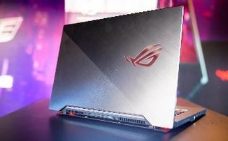 Новые игровые ноутбуки ASUS ROG уже в России